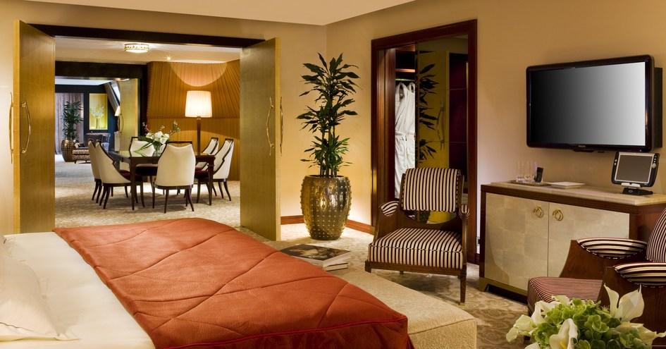 Hotel Barriere Le Fouquet's