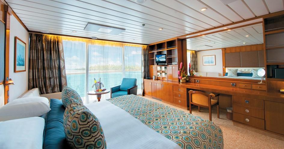 Paul Gauguin Cruises, Tahiti, the South Pacific & Southeast