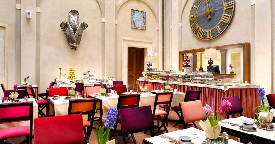 Grand Hotel Continental Siena