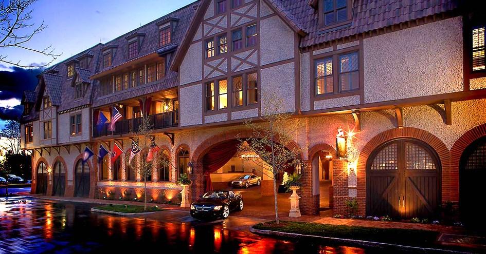 Grand Bohemian Hotel Asheville