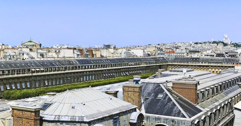 Grand hotel du palais royal in paris france - Grand hotel palais royal ...