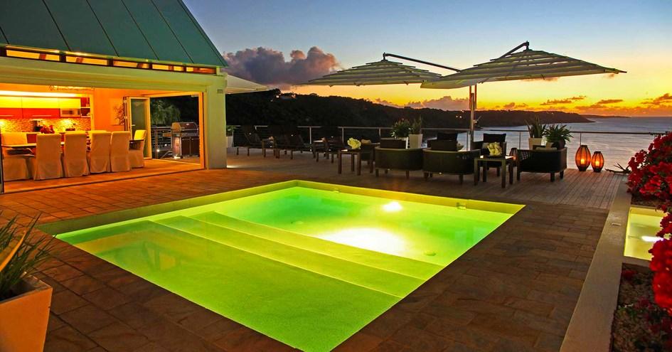 CeBlue Villas & Beach Resort in Anguilla, British West Indies