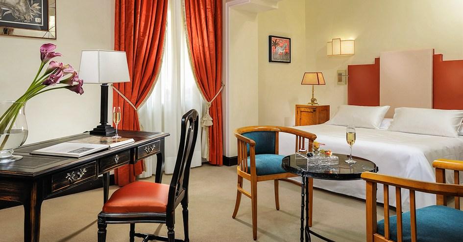 D Inghilterra Hotel Rome
