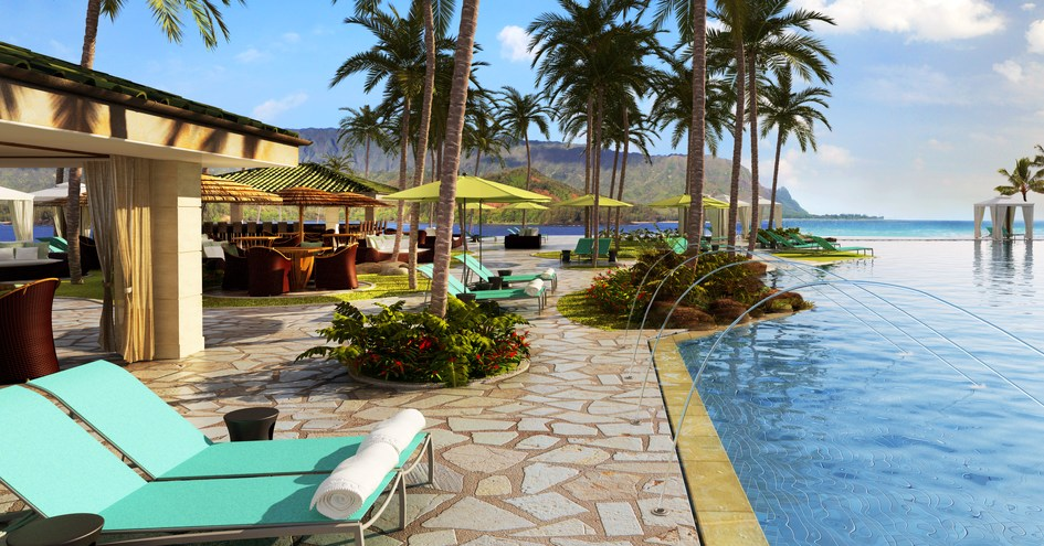 The St. Regis Princeville Resort