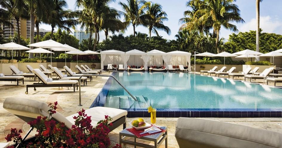 Miami Beach Wedding Hotels With Panoramic Views