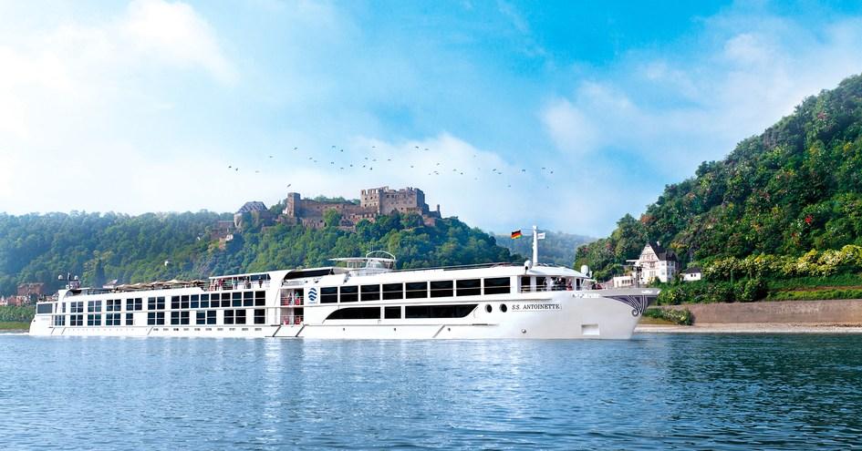 Uniworld Boutique River Cruise Collection, S.S. Antoinette
