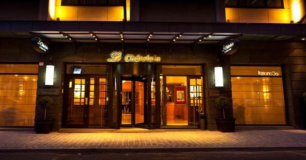 Le Châtelain Boutique Hotel