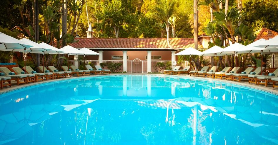 Hotel bel air in los angeles california for Pooch hotel west los angeles