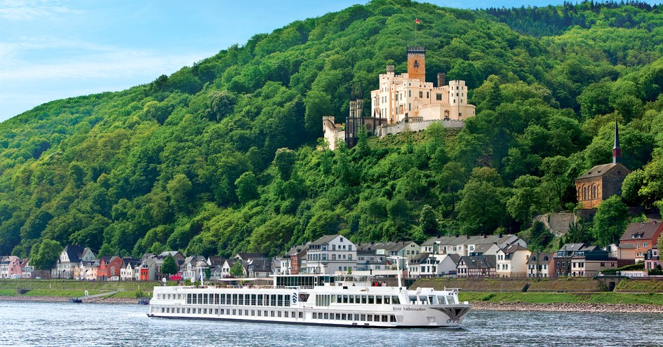 Uniworld Boutique River Cruise Collection, River Ambassador