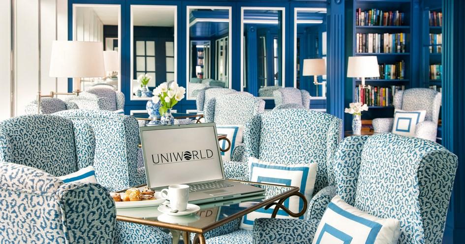 Uniworld Boutique River Cruise Collection, River Queen