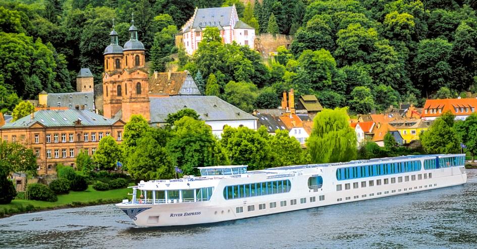 Uniworld Boutique River Cruise Collection, River Empress
