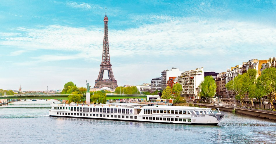 Uniworld Boutique River Cruise Collection, River Baroness