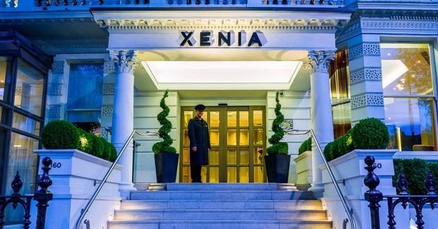 Hotel Xenia, Autograph Collection
