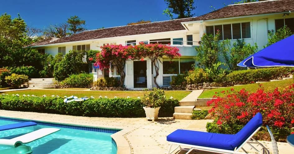 Hillside Villa at Round Hill