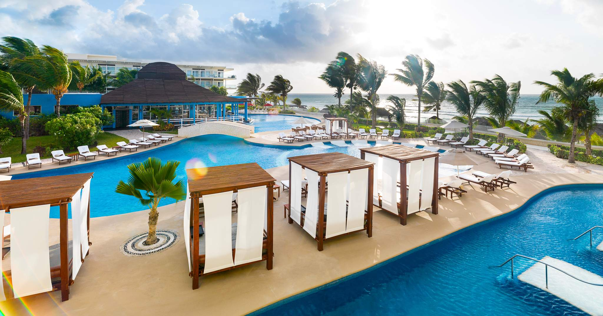 Azul Beach Resort Riviera Cancun in Playa Del Carmen