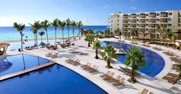 Dreams Riviera Cancun Resort Spa