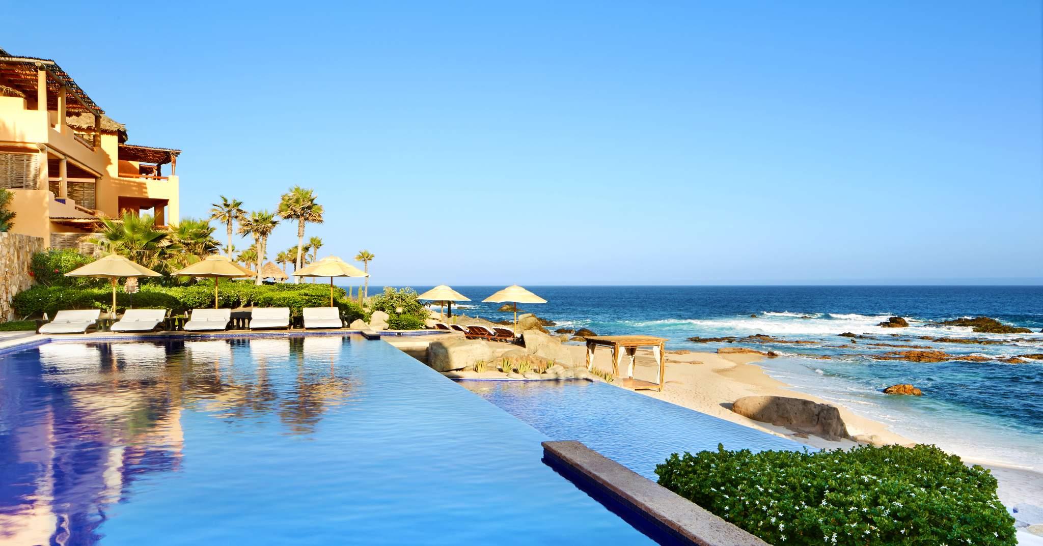 Esperanza An Auberge Resort In Cabo San Lucas Mexico