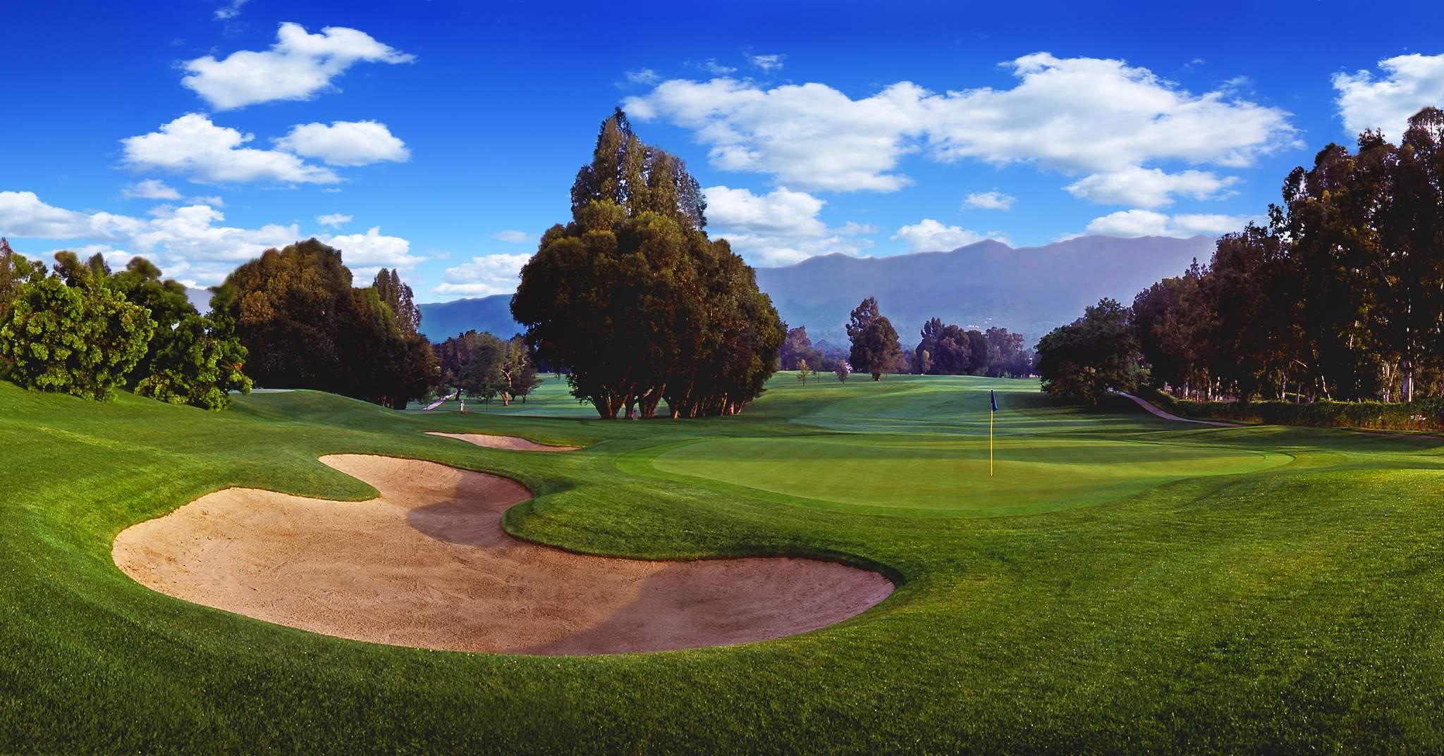 Ojai Valley Inn Ca: Ojai Valley Inn & Spa In Ojai, California