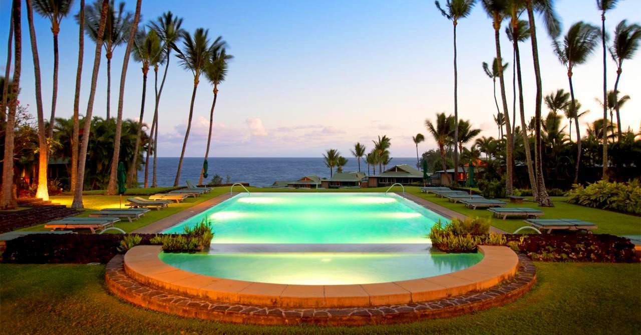 Travaasa hana in hana maui hawaii for Best boutique hotels maui