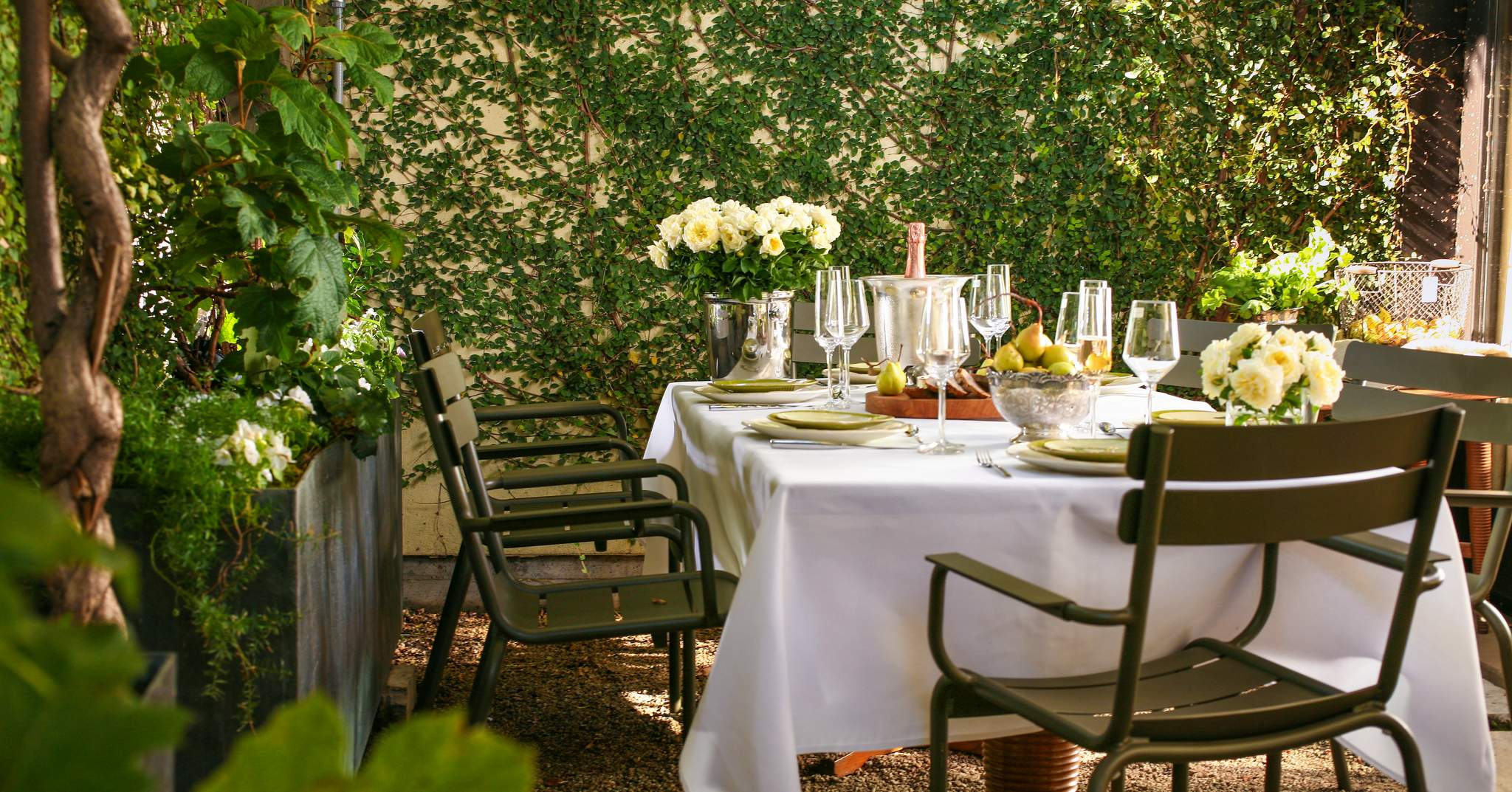 Healdsburg Luxury Hotels