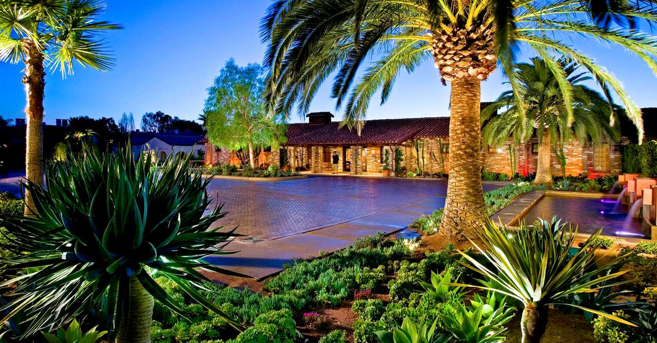 Southern California Luxury Resorts: Estancia La Jolla Hotel & Spa In La Jolla, California