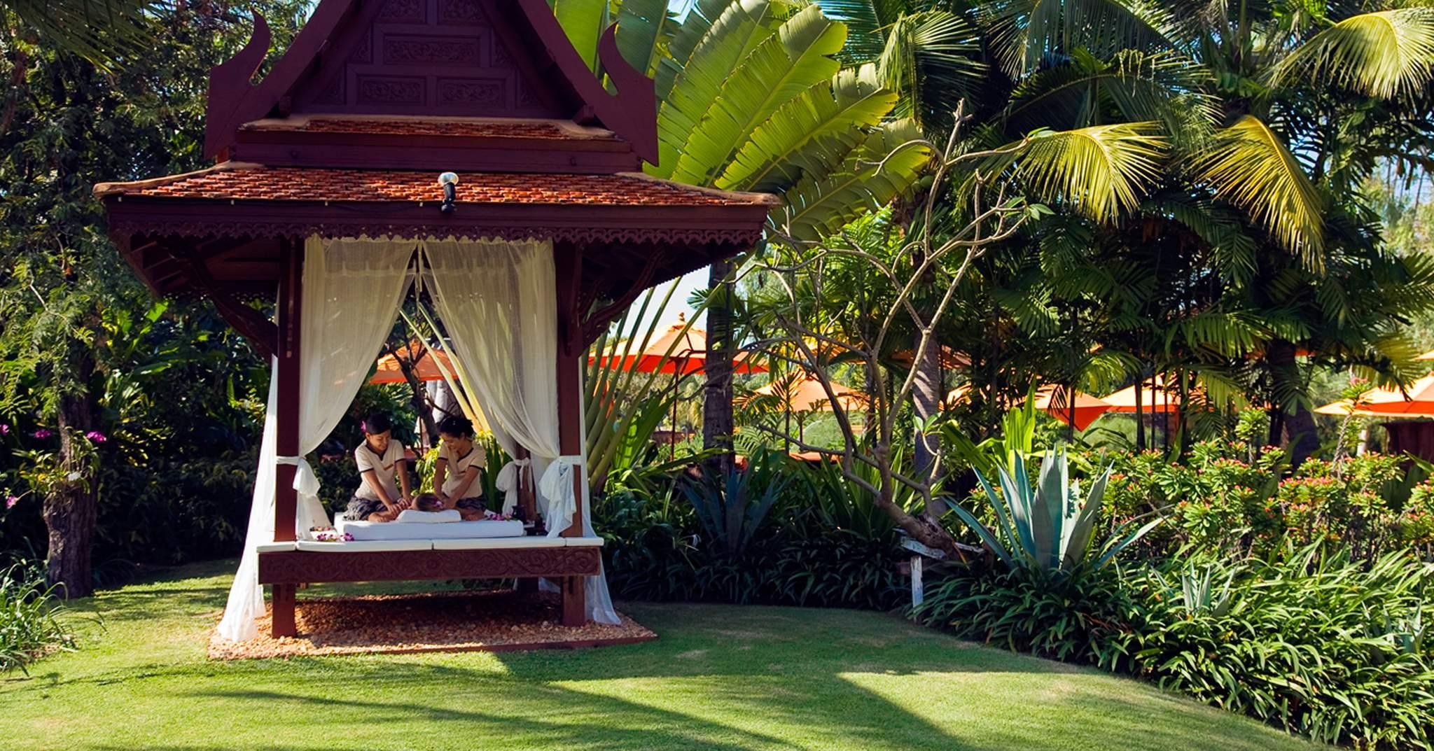 Anantara Hua Hin Resort Spa All Inclusive Resort