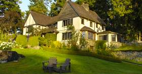 Hastings House Country House Hotel in Salt Spring Island, British Columbia