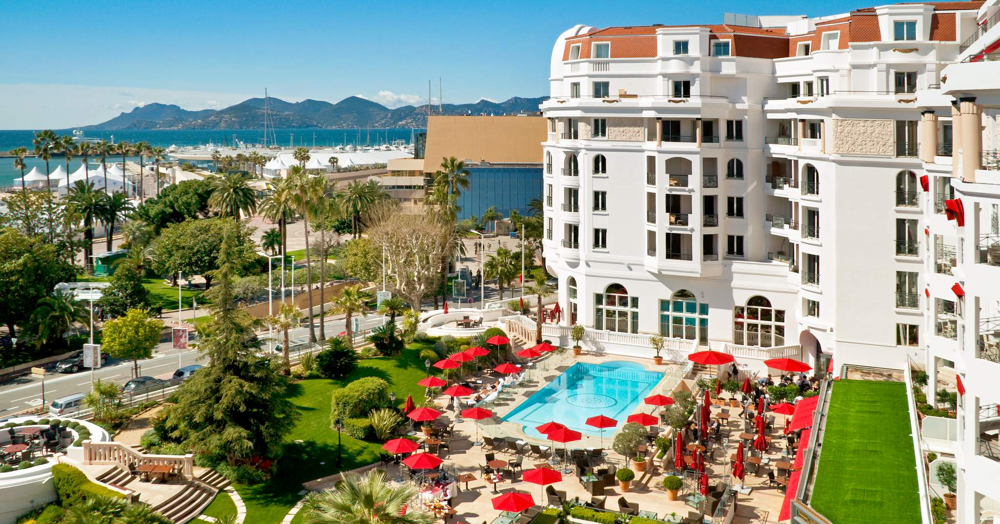 Luxury Beach Hotels In Cannes