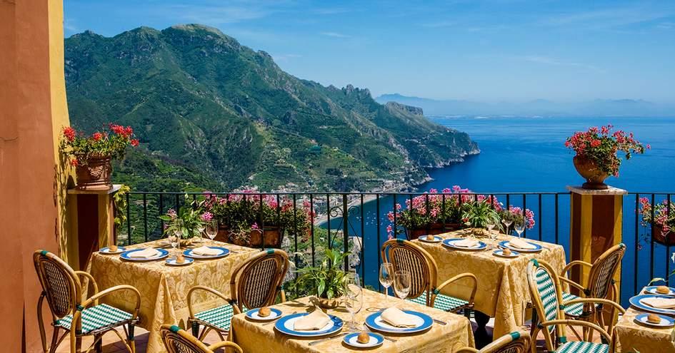 Hotel palumbo palazzo confalone in ravello amalfi coast for Hotel luxury amalfi
