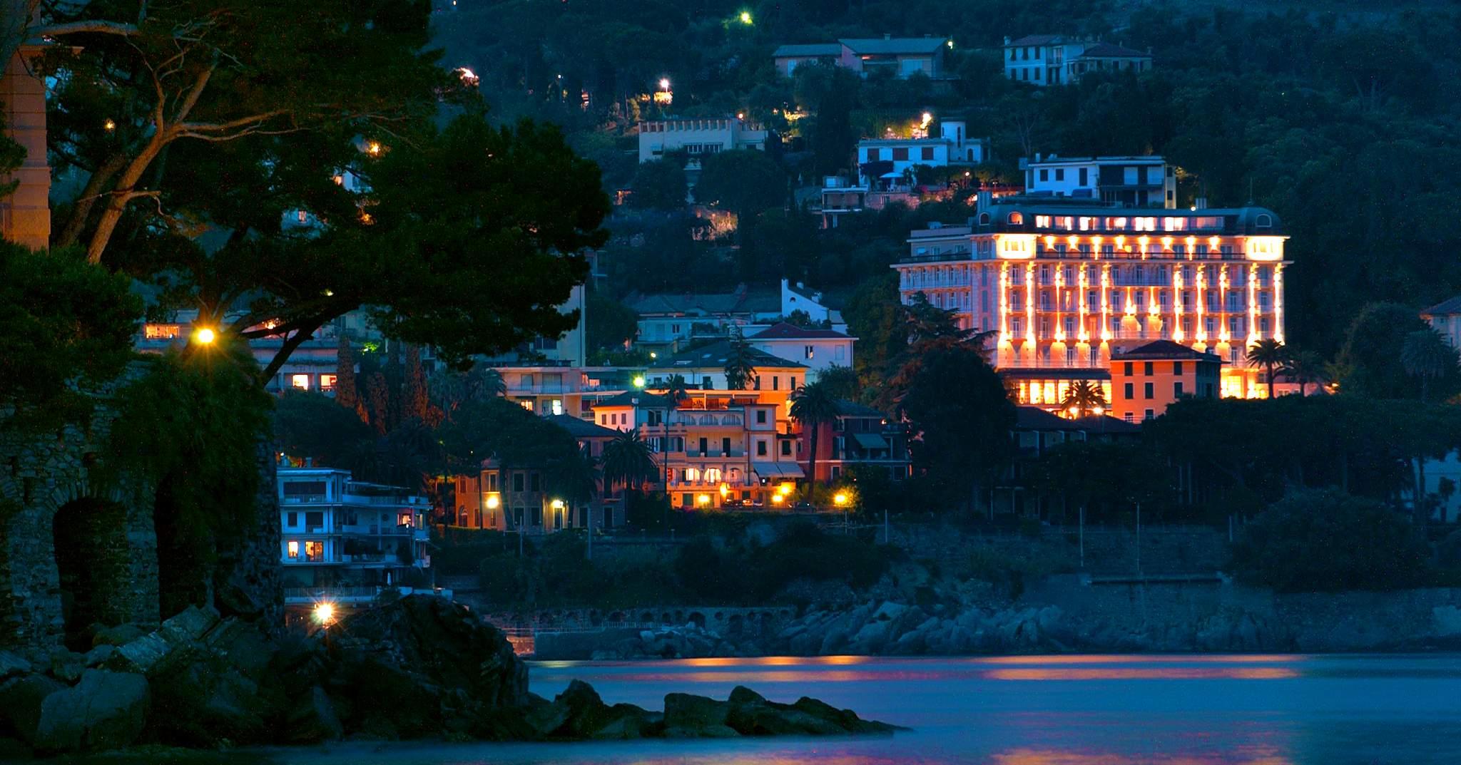 Hotel Bristol Rapallo Italy