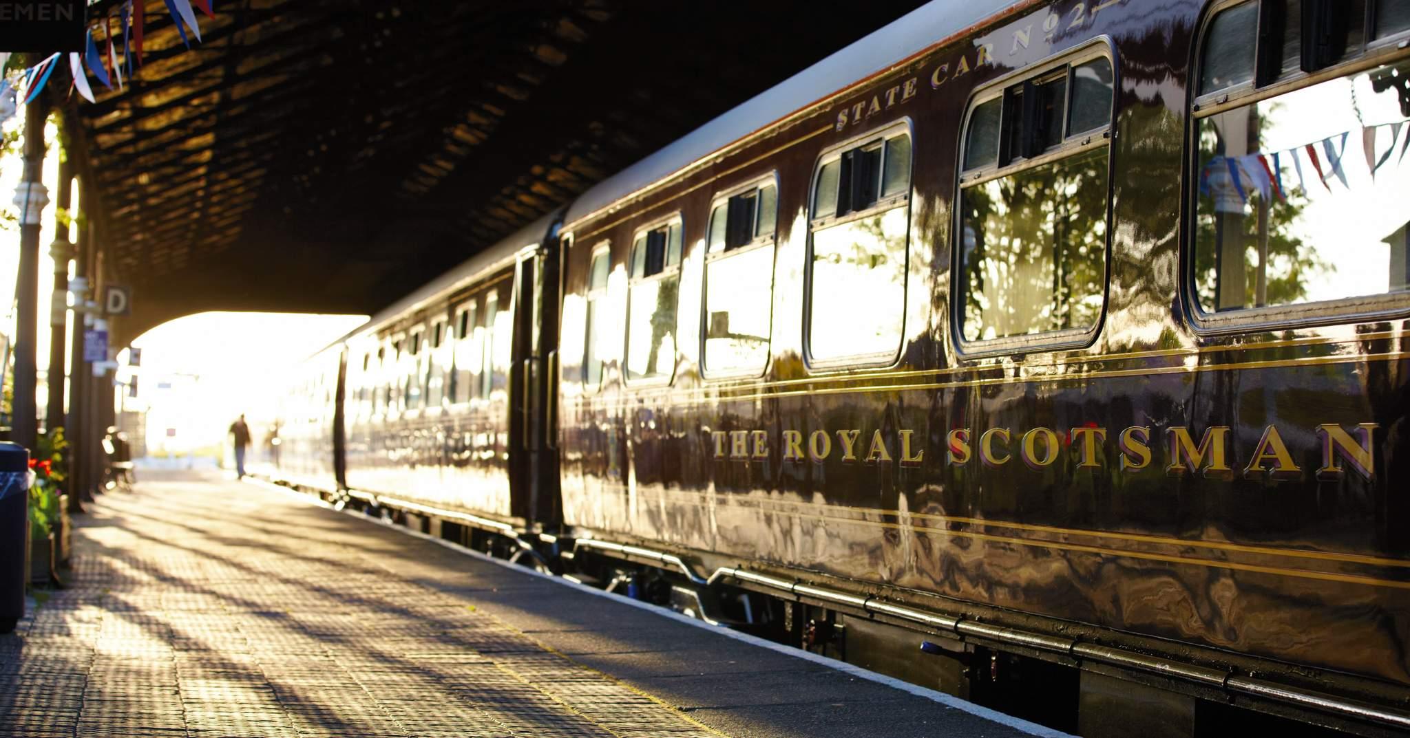 Belmond Royal Scotsman In Scotland Tour Package Deals
