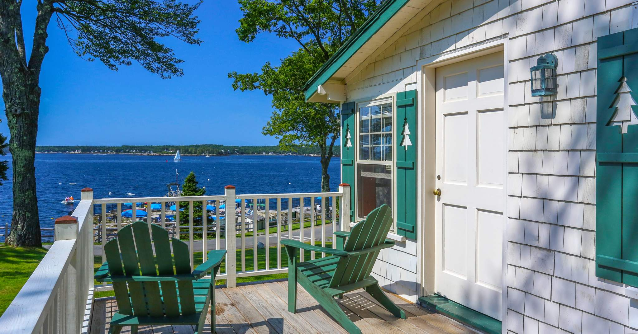 Spruce Point Inn Resort And Spa