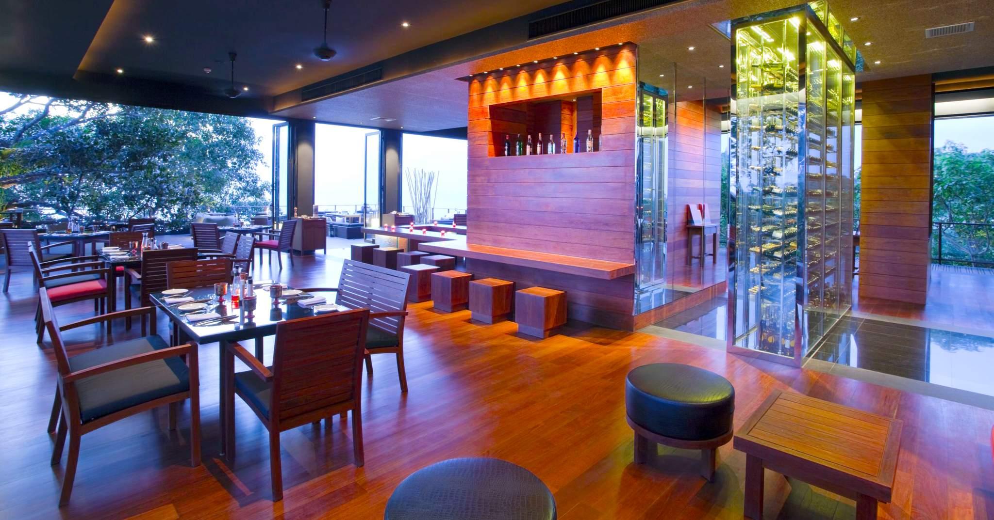 Tropical Island Restaurant Dorchester