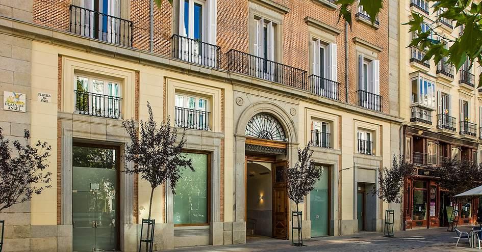 Nh Collection Madrid Palacio De Tepa In Madrid Spain