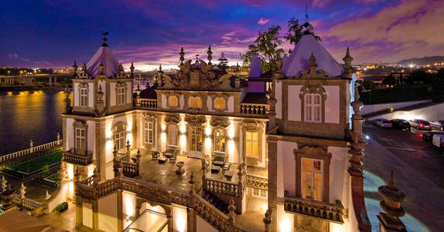 Pestana Palacio Do Freixo