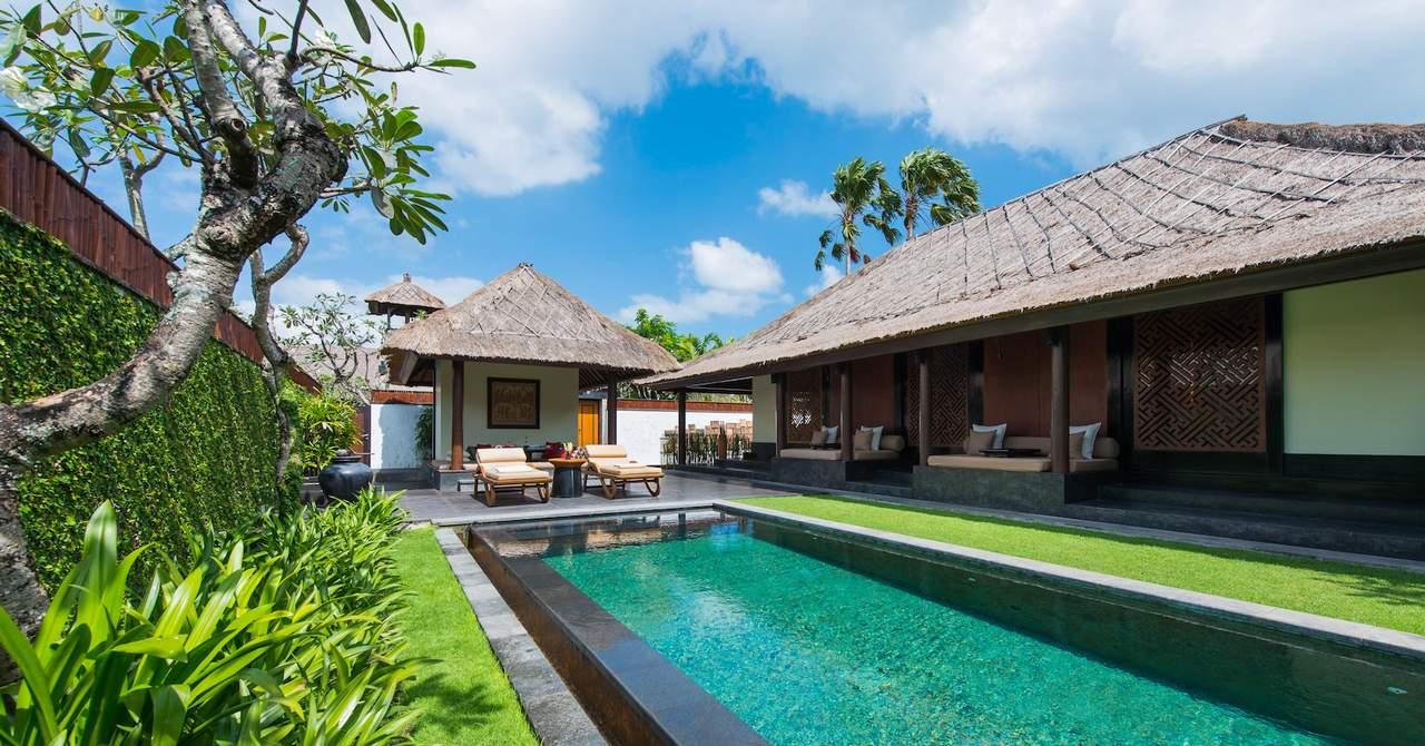 Bedroom Villas In Legian Bali