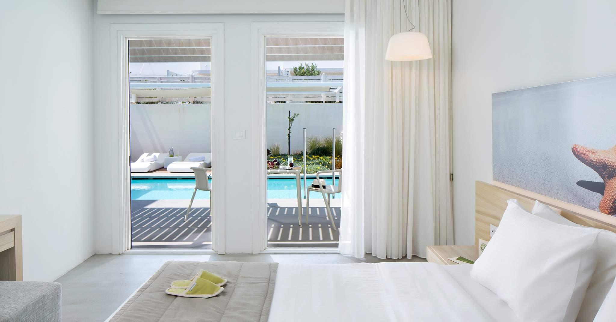 Patmos Aktis Suites & Spa