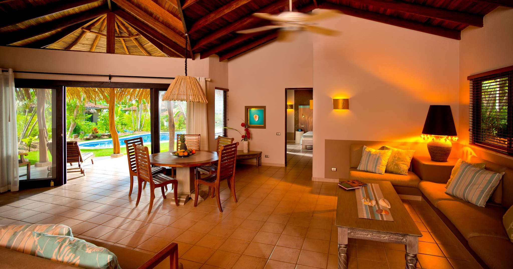 Cala luna boutique hotel villas in tamarindo costa rica for Boutique hotel uzuri villa