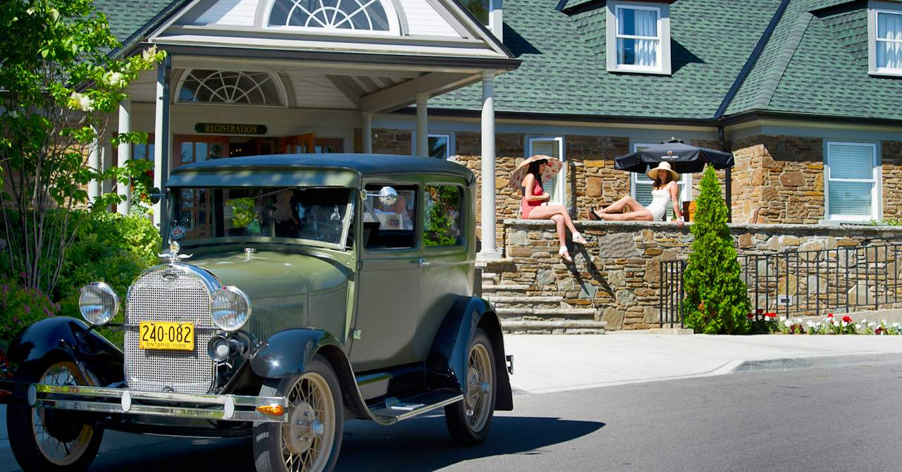 The Glenerin Inn & The Spa