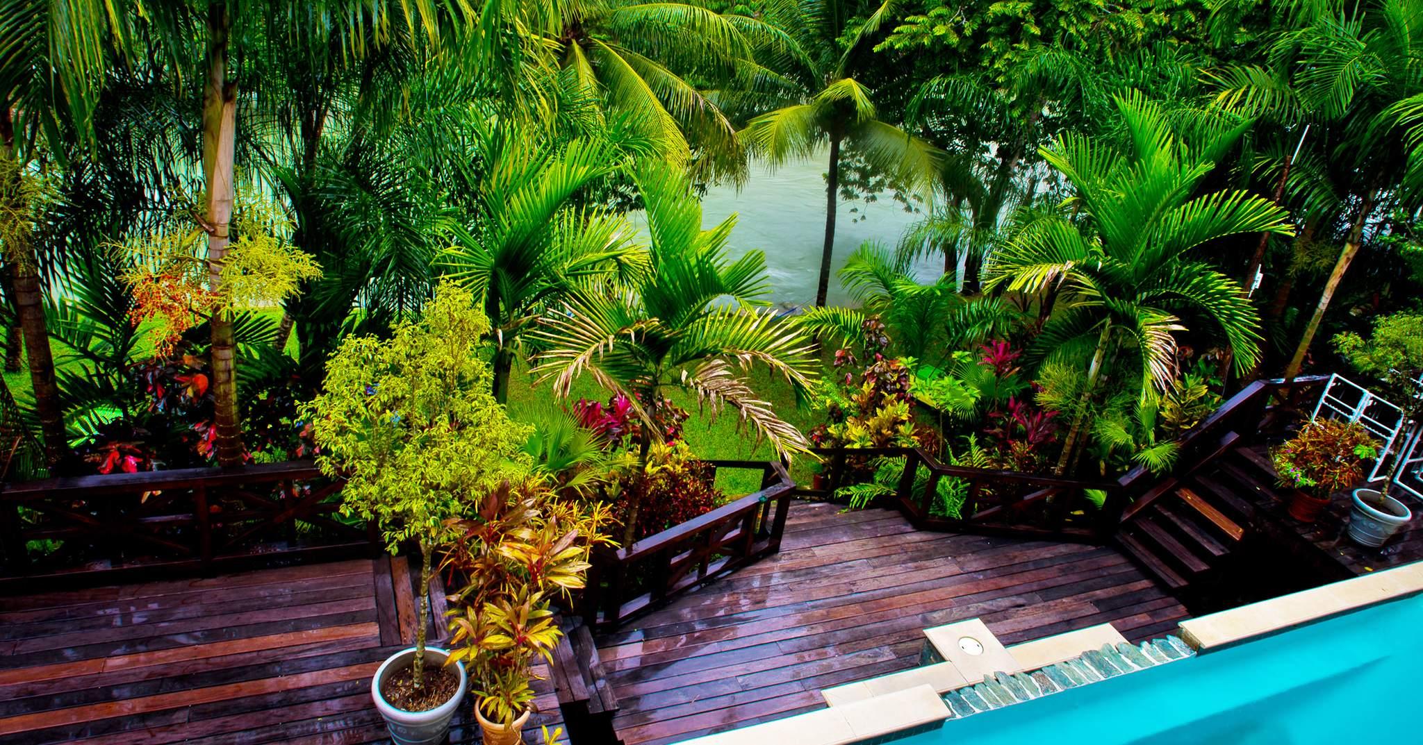 Mahogany Hall Luxury Boutique Resort In San Ignacio
