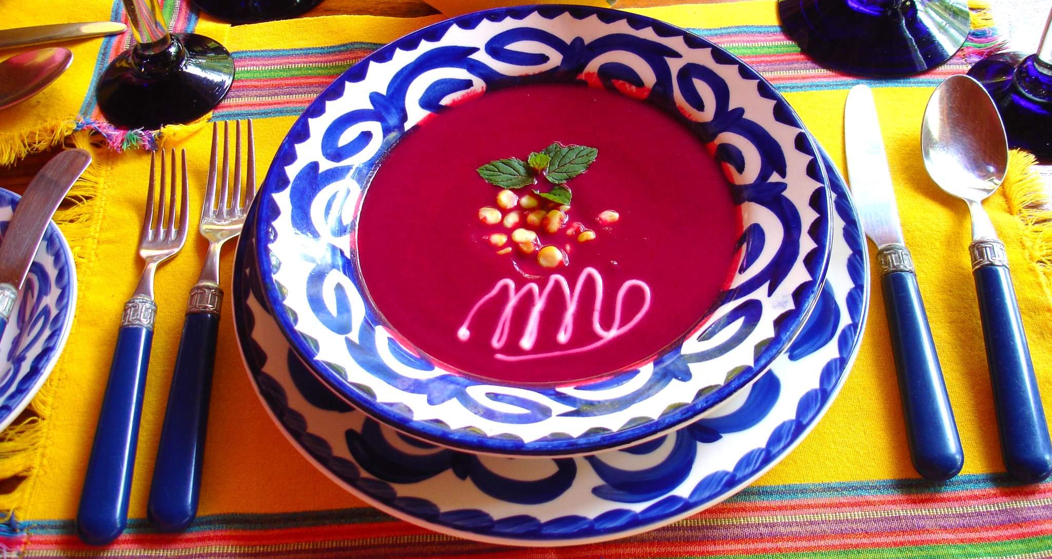 Mexico Organic Food Resorts