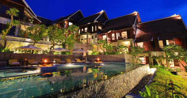 Luang prabang laos luxury hotels for Laos hotels 5 star