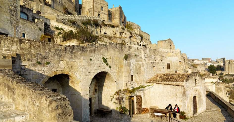 Sextantio Le Grotte della Civita