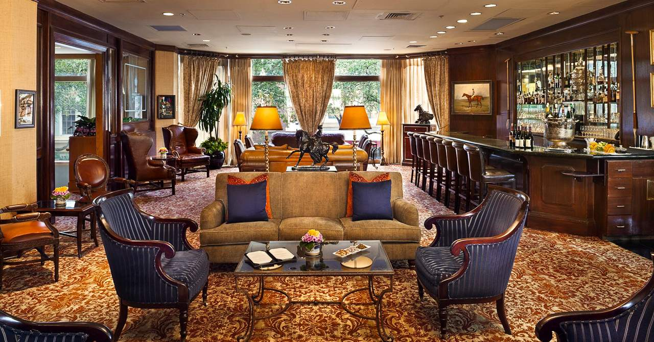 Windsor Court Hotel In New Orleans Louisiana