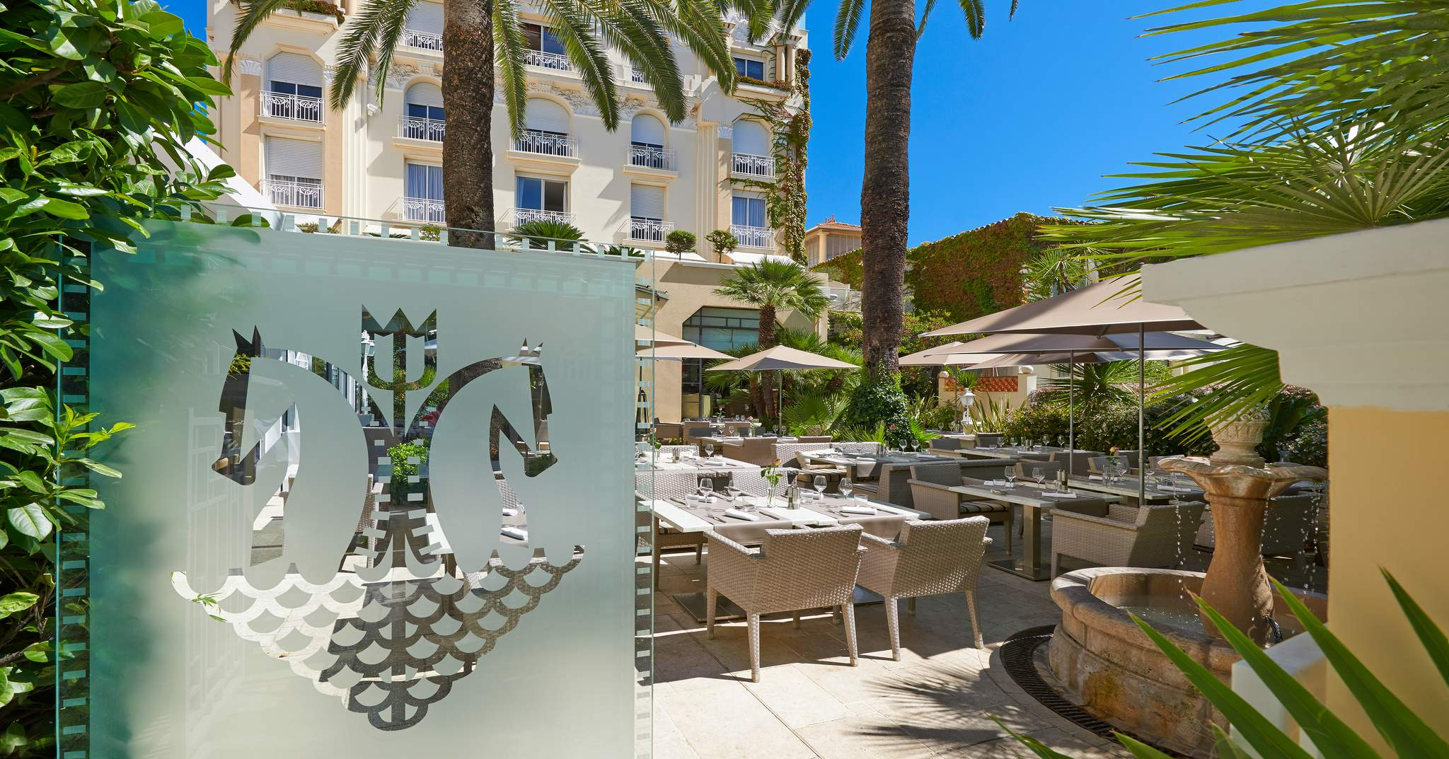 Hotel juana in antibes france for Boutique hotel juan les pins