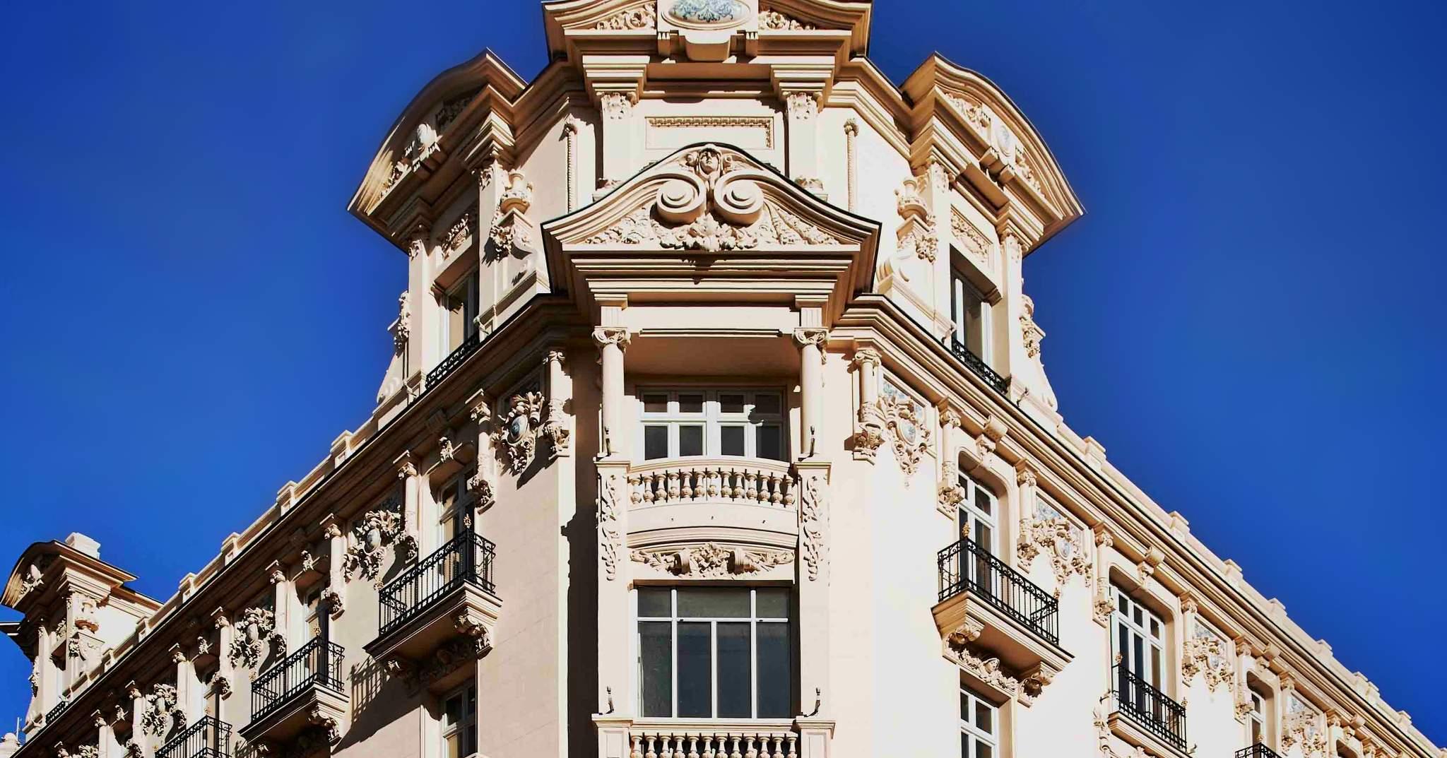 Urso Hotel Spa Madrid In Madrid Spain