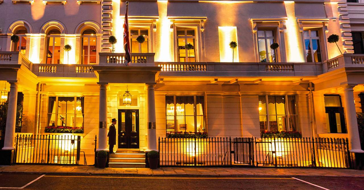 Royal park hotel london in london england for Boutique hotel 54 london