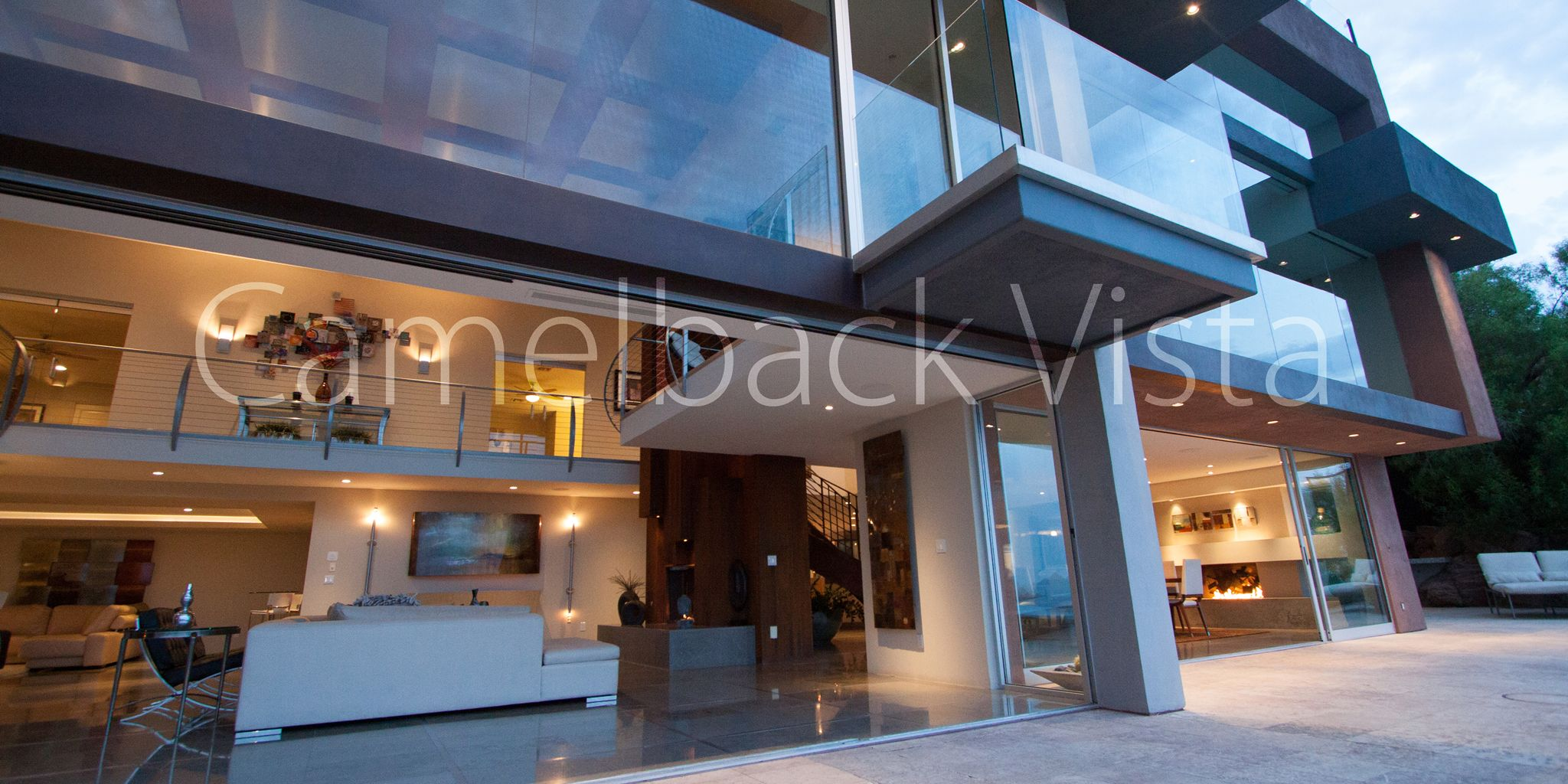 Camelback Vista in Phoenix Arizona  Villa  Estate Deals