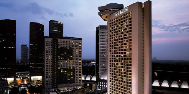 Singapore 5 star luxury hotels for Singapore five star hotel