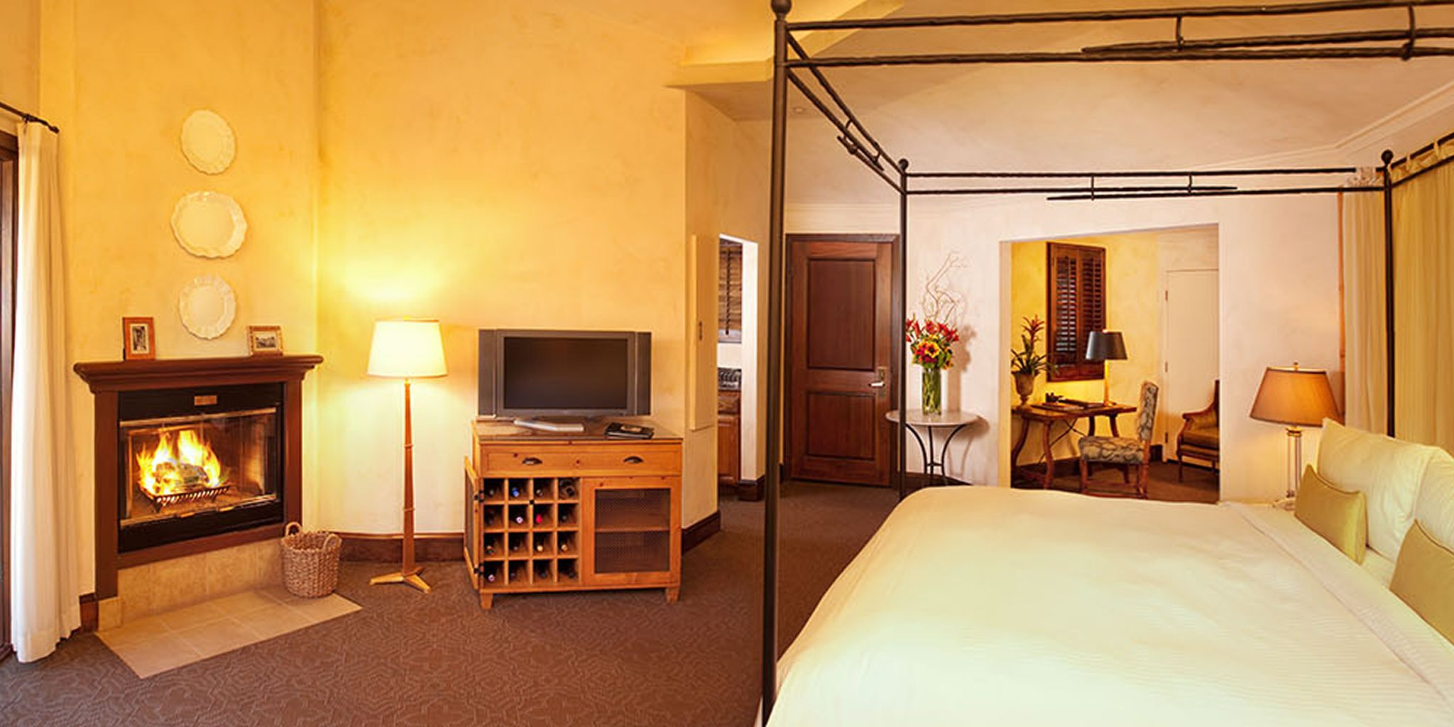 Hotel Villagio In Yountville California Inn Deals
